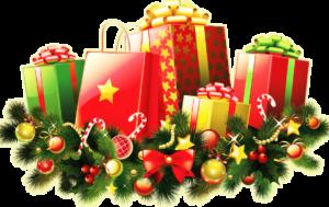 Что подарить к Новому году?