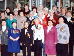 Женщины Тирасполя