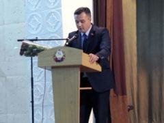 Руслан Чабан, мэр г.Дубоссары